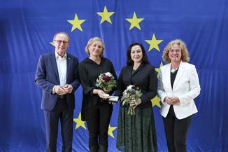 Bild 3   Verleihung des Europäischen Bürgerpreises