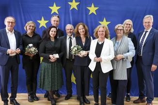 Bild 6   Verleihung des Europäischen Bürgerpreises