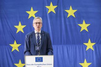 Bild 8   Verleihung des Europäischen Bürgerpreises
