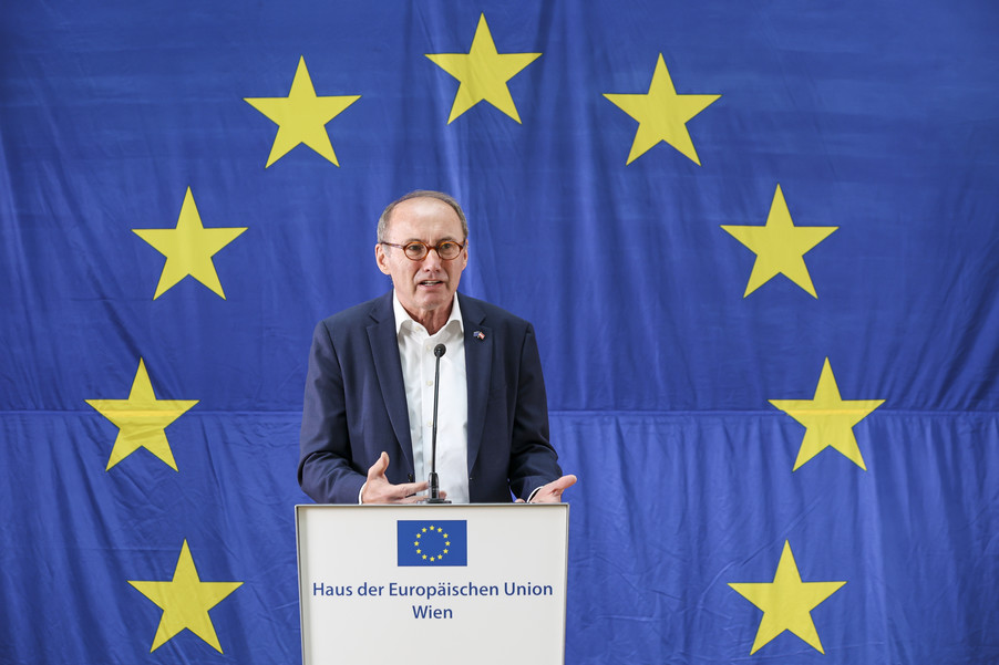 Bild 11   Verleihung des Europäischen Bürgerpreises
