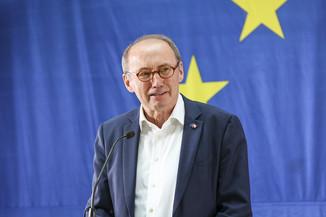 Bild 12   Verleihung des Europäischen Bürgerpreises