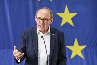 Bild 14   Verleihung des Europäischen Bürgerpreises