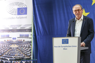 Bild 15   Verleihung des Europäischen Bürgerpreises