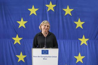 Bild 17   Verleihung des Europäischen Bürgerpreises