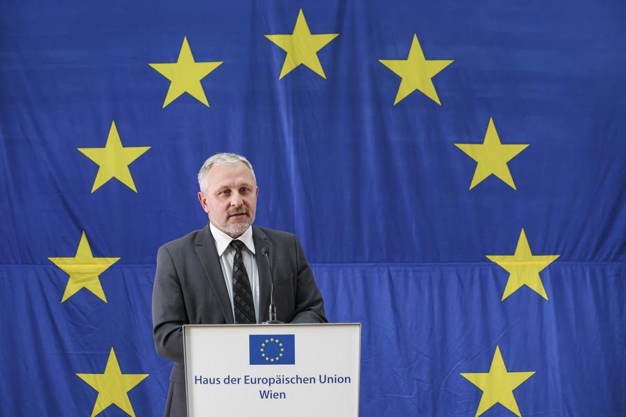 Bild 24   Verleihung des Europäischen Bürgerpreises