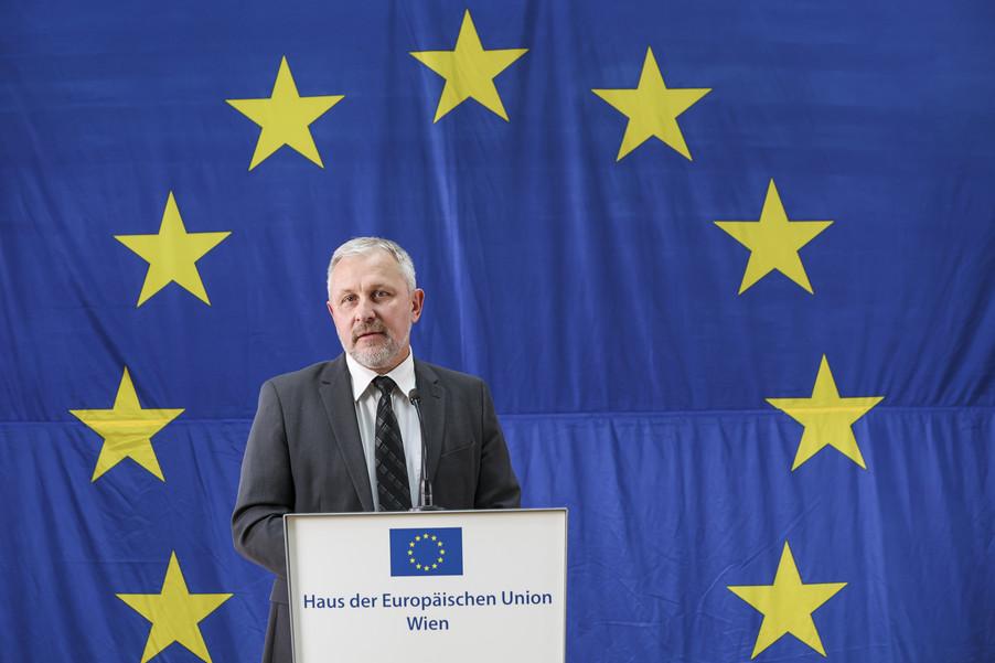 Bild 25   Verleihung des Europäischen Bürgerpreises