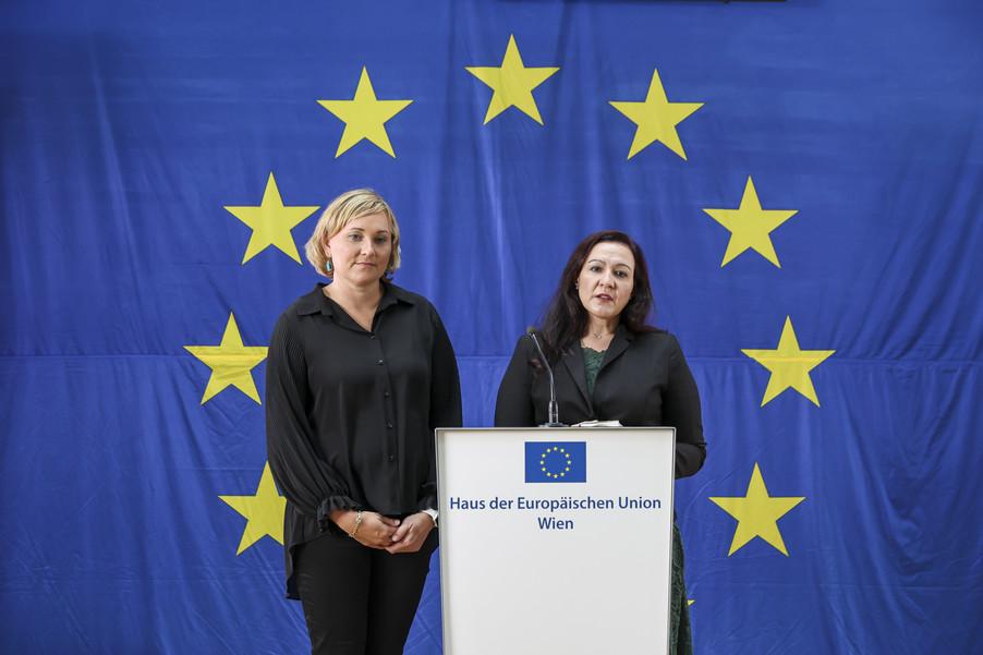 Bild 28   Verleihung des Europäischen Bürgerpreises