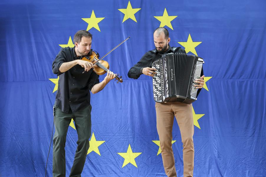 Bild 36   Verleihung des Europäischen Bürgerpreises