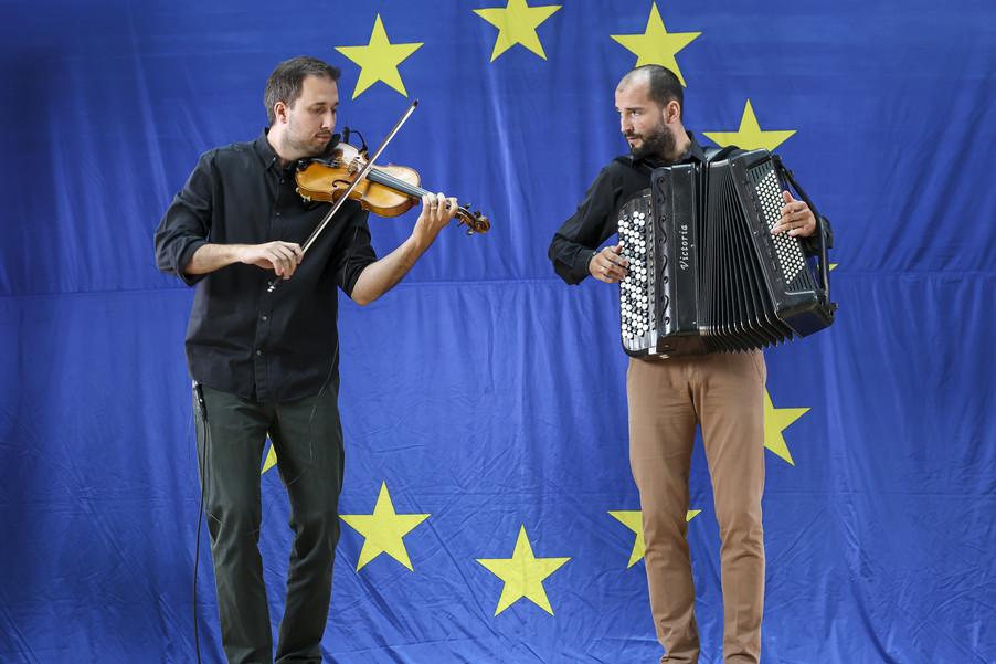 Bild 38   Verleihung des Europäischen Bürgerpreises