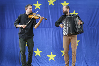 Bild 39   Verleihung des Europäischen Bürgerpreises