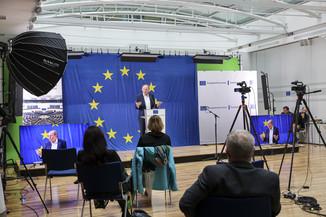 Bild 41   Verleihung des Europäischen Bürgerpreises