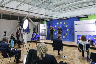 Bild 42   Verleihung des Europäischen Bürgerpreises
