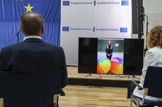 Bild 45   Verleihung des Europäischen Bürgerpreises