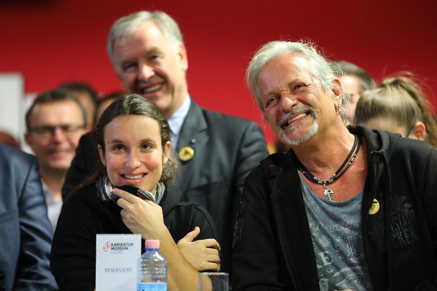 Thomas Spitzer Freundin